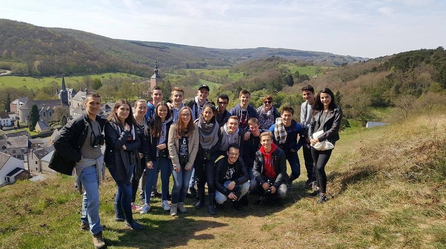 Stage écologie - Vierves avril 2017 - 6e Scientifiques