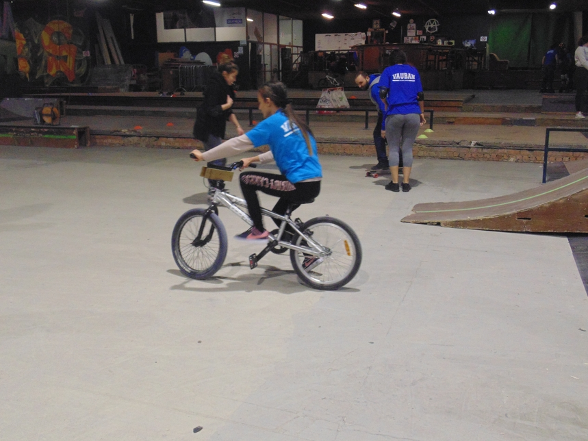 Skatepark - décembre 2017