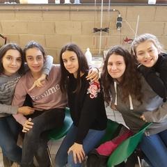 Classes de forêt - janvier 2018 - groupe 2 (jour 3)